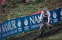 Tom Pidcock (GBR/Trinity)<br /> <br /> Men's Race<br /> UCI Cyclocross World Cup Namur 2020 (BEL)<br /> <br /> ©kramon