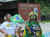 21/03/2021 - PROTESTO EM APOIO A JAIR BOLSONARO EM RECIFE