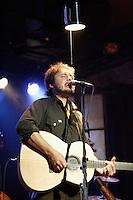 Montreal (Qc) CANADA - November 14, 2007 -<br /> Guillaume Arsenault présente  LE RANG DES ILES, au Lion d'or.<br /> <br /> photo (c)  Images Distribution