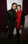 Maxim Beloserkovsky and Irina Dvorovenko attends the Second Annual SDCF Awards, A celebration of Excellence in Directing and Choreography, at the Green Room 42 on November 11, 2018 in New York City.