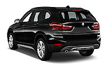 Car pictures of rear three quarter view of 2016 BMW X1 xLine 5 Door Suv Angular Rear