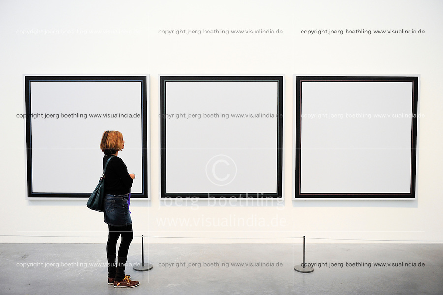 GREAT BRITAIN, London, Tate Modern Gallery, art / GROSSBRITANNIEN, London, Tate Modern Gallerie, Kunst