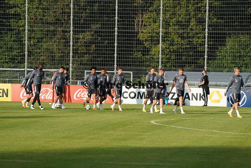 Training der Nationalmannschaft - 31.08.2020: Erstes Training der Deutschen Nationalmannschaft vor dem Nations League gegen Spanien, ADM Sportpark Stuttgart