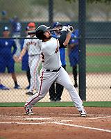 Dylan Davis - San Francisco Giants 2019 spring training (Bill Mitchell)