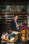 Eton College outfitters Tom Brown tailors shop   2006