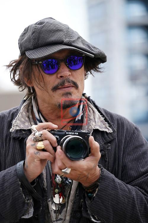BCN FILM FEST 2021.<br /> Johnny Depp.