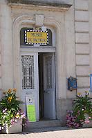 Postal museum. Cosne sur Loire, France