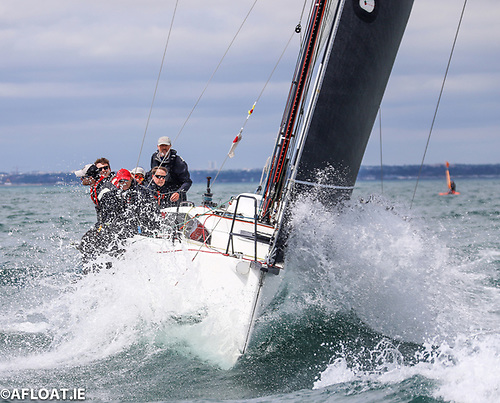 Defending Dun Laoghaire to Dingle champion Rockabill VI is currently lying third in the 2021 edition