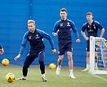 03.05.2019 Rangers training: Scott Arfield