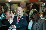 © Joel Goodman - 07973 332324 . 13/06/2016 . Liverpool , UK . The Mayor of Liverpool JOE ANDERSON at the International Festival for Business at the Liverpool Exhibition Centre . Photo credit : Joel Goodman