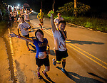 Runners compete during the Wings for Life World Run on May 3, 2015 in Yilan, Taiwan. Photo by Aitor Alcalde / Power Sport Images