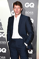 James Blunt<br /> arriving for the GQ Men of the Year Awards 2019 in association with Hugo Boss at the Tate Modern, London<br /> <br /> ©Ash Knotek  D3518 03/09/2019