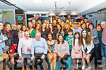 Grannie Linnane, Tralee, seated centre, celebrated her 21st birthday in her parents bar 'Linnanes', Rock St, Tralee last Saturday night along with many friends and family.