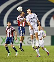 Chivas USA vs Vancouver Whitecaps FC, July 7, 2012