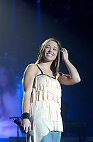 Natasha St-Pierre en  concert, Nov 2003