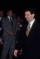 Francois Bourassa<br /> , le fils de Robert Bourassa<br /> au congres du PLQ en mars 1994 (date exacte inconnue)<br /> <br /> PHOTO : Agence Quebec Presse