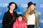 """Carolina Meijer attends to the premiere of the film """"¡Canta!"""" at Cines Capitol in Madrid, Spain. December 18, 2016. (ALTERPHOTOS/BorjaB.Hojas)"""