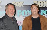 WEST HOLLYWOOD, CA - JULY 23: John Langley and Morgan Langley arrive at the FOX All-Star Party on July 23, 2012 in West Hollywood, California. / NortePhoto.com<br /> <br /> **CREDITO*OBLIGATORIO** *No*Venta*A*Terceros*<br /> *No*Sale*So*third* ***No*Se*Permite*Hacer Archivo***No*Sale*So*third*©Imagenes*con derechos*de*autor©todos*reservados*. /eyeprime