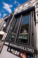 Deutschland, Hamburg, Buchhandlung im Literaturhaus am Schwanenwyk
