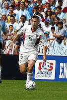 Bobby Convey, Argentina vs. USA, Miami, Fla. .