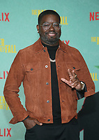LOS ANGELES, CA - OCTOBER 13: Lil Rel Howery at the Special Screening Of The Harder They Fall at The Shrine in Los Angeles, California on October 13, 2021. Credit: Faye Sadou/MediaPunch