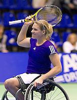 18-12-10, Tennis, Rotterdam, Reaal Tennis Masters 2010,    Esther Vergeer
