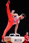 Gymnastics World Championships Mens Qualifications  25.10.15. Louis Smith