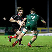 27th December 2020 | Connacht  vs Ulster <br /> <br /> John Andrew during the PRO14 Round 9 clash again Connacht at the Sportsground in Galway, Ireland. Photo by John Dickson/Dicksondigital