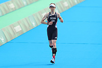 28th August 2021; Tokyo, Japan; Fran Brown (GBR),  Triathlon : Women's  PTS2 during the Tokyo 2020 Paralympic Games at the Odaiba Marine Park in Tokyo, Japan.