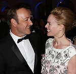 Kevin Spacey and Kate Bosworth attends The Museum of Moving Image Award honoring Kevin Spacey at 583 Park on April 9, 2014 in New York City.