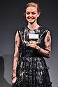 "Amanda Seyfried at the ""Cle de peau BEAUTE 2014"" of Shiseido in Tokyo"