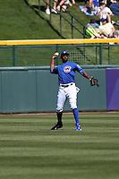 Dexter Fowler - Chicago Cubs 2016 spring training (Bill Mitchell)