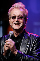 May 9 2005, Montreal (Qc) Canada <br /> Luc Plamondon  at Musimax , May 9 2005 for the launch of Gallant compilation CD.<br /> Canadian singer Gallant became an international star in the disco years with hits songs SUGAR DADDY, FROM NEW YORK TO LA, ...<br /> She also starred in movies and in Plamondon's STARMANIA in Paris during the 90's<br /> Photo : (c) 2004 Pierre Roussel