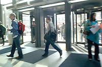 London Metropolitan University, Graduate Centre entrance..