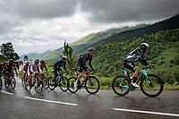 Michael Matthew (AUS/BikeExchange) up the Col de Port<br /> <br /> Stage 16 from El Pas de la Casa to Saint-Gaudens (169km)<br /> 108th Tour de France 2021 (2.UWT)<br /> <br /> ©kramon