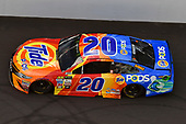 Monster Energy NASCAR Cup Series<br /> Brickyard 400<br /> Indianapolis Motor Speedway, Indianapolis, IN USA<br /> Sunday 23 July 2017<br /> Matt Kenseth, Joe Gibbs Racing, Tide Pods Toyota Camry<br /> World Copyright: Nigel Kinrade<br /> LAT Images