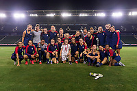 Carson, CA - August 30, 2018:  The USWNT trains before their international friendly against Chile at StubHub Center.
