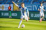 Luka Sliskovic (am Ball) im Spiel gegen den SV Waldhof Mannheim
