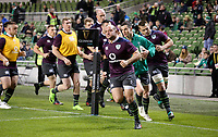 Saturday 11th November 2017; Ireland vs South Africa<br /> Rory Best during the Guinness Autumn Series between Ireland and South Africa at the Aviva Stadium, Lansdowne Road, Dublin, Ireland.  Photo by John Dickson / DICKSONDIGITAL