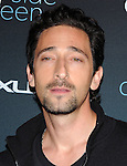 Adrien Brody attends The Darker ide of Green debate series moderated by Andy Samberg at The Palihouse in West Hollywood, California on July 08,2010                                                                               © 2010 Debbie VanStory / Hollywood Press Agency