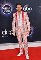 LOS ANGELES, USA. November 25, 2019: Damon Sharpe at the 2019 American Music Awards at the Microsoft Theatre LA Live.<br /> Picture: Paul Smith/Featureflash