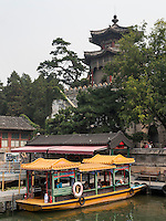 im Sommerpalast, Yi He Yuan, in Peking, China, Asien, UNESCO-Weltkulturerbe<br /> in the summerpalace, Yi He Yuan,Beijing, China, Asia, world heritage