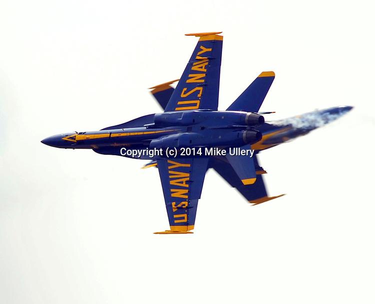 The 2014 Vectren Dayton Air Show got under way on June 28, 2014 at the Dayton International Airport.