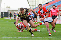 Salford Red Devils v Leigh Centurions - Betfred Super League - 23.04.2021