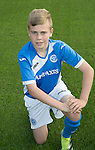 St Johnstone Academy Under 13's…2016-17<br />Scott Lavelle<br />Picture by Graeme Hart.<br />Copyright Perthshire Picture Agency<br />Tel: 01738 623350  Mobile: 07990 594431