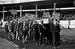 Pro Hunting Rally at Stoneleigh Park exhibition ground Warwickshire 1992,