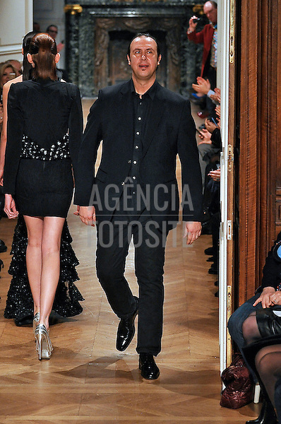 Paris, Franca – 01/2014 - Desfile de Tony Ward durante a Semana de moda de Alta Costura - Verao 2014. <br /> Foto: FOTOSITE