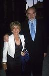 SEAN CONNERY CON LA MOGLIE MICHELINE ROQUEBRUNE<br /> ROMA 2001