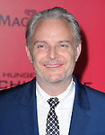 LOS ANGELES, CA - NOVEMBER 18: Francis Lawrence arrives at   THE HUNGER GAMES: CATCHING FIRE L.A. Premiere held at Nokia Live  in Los Angeles, California on November 18,2012                                                                               © 2013  Hollywood Press Agency