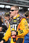 Sprint Cup Series driver Jeff Burton (31) in action before the NASCAR Sprint Cup Series AAA 500 race at Texas Motor Speedway in Fort Worth,Texas.
